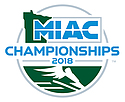 2018 MIAC Indoor Track and Field Championships logo, 2018-02-22