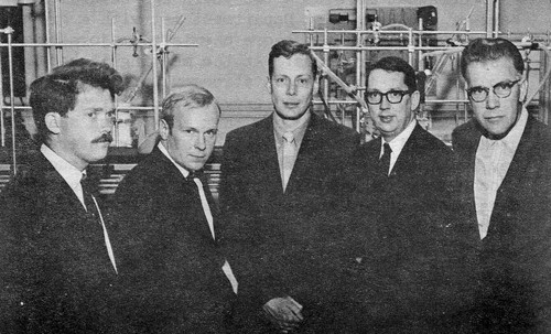 Chemistry Department 1967
