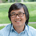 Portrait of University of Minnesota psychology professor Richard M. Lee.