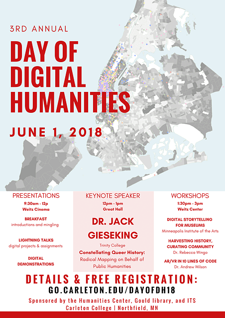 Day of DH 2017 Poster
