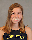 Colleen Milligan, women's track and field