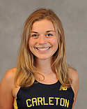 Lauren Pitts, women's track and field
