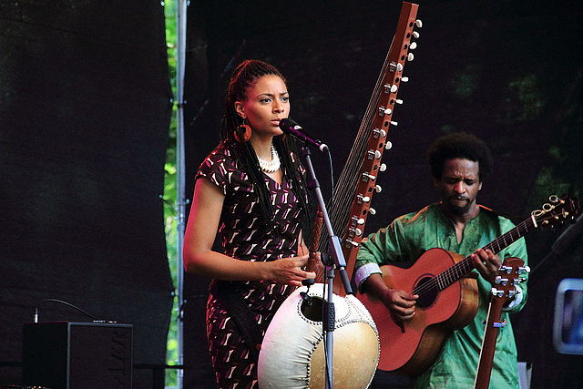 World-renowned Gambian musician Sona Jobarteh to appear in