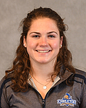 Loraine Byrne, women's swimming and diving