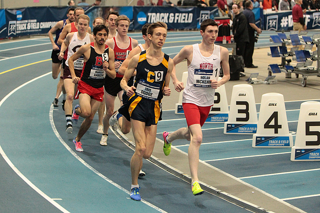 Tris Dodge, Men's Track and Field Action, NCAA Championships, 2019-03-08