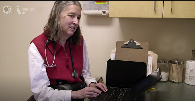 Leslie Hayes '86 featured in documentary on physician shortage, opioid epidemic
