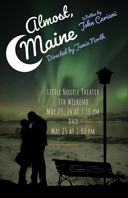Almost, Maine | Experimental Theater Board | Carleton College