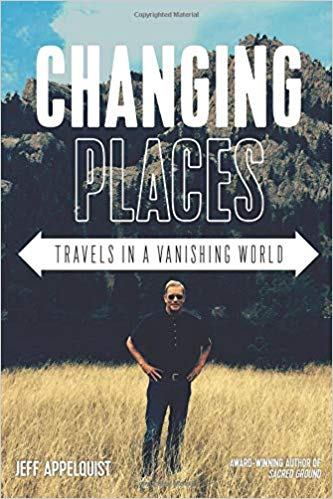 Changing Places bookcover by Jeff Appelquist