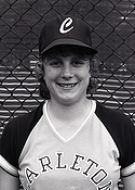 Heidi Muller '89, softball, C-Club inductee, 2019