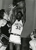 Leon Smith '74, men's basketball, C-Club inductee, 2019