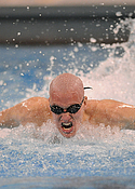 Ted Marschall '09, men's swimming and diving, C-Club inductee, 2019