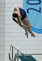 Alanna Hanson, 3-meter diving, Middlebury