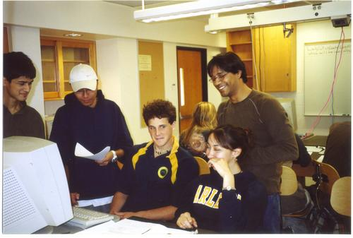 Physics students, Fall 2003 #3