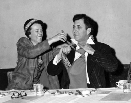 April 10, 1950: Red Tie Dinner in the Twin Cities.