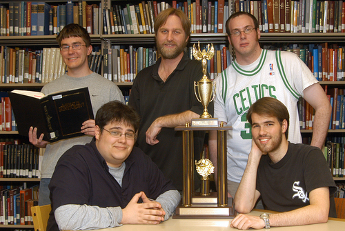 2007 Quiz Bowl National Champions