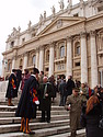 Pictures of the Vatican and Papal Audience