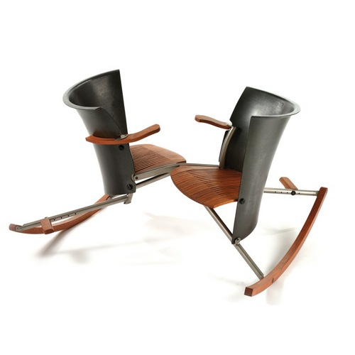 Tom Oliphant, Double Rocking Chair