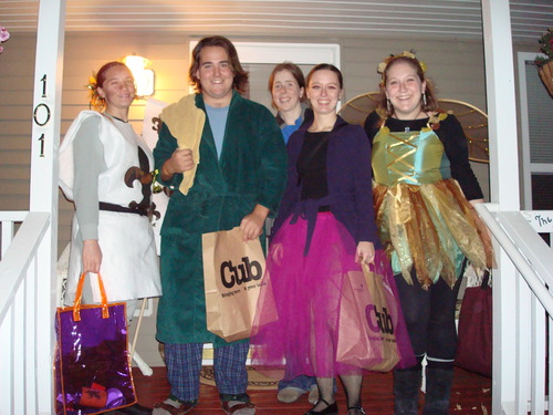 Trick or Treat for Canned Goods 2007