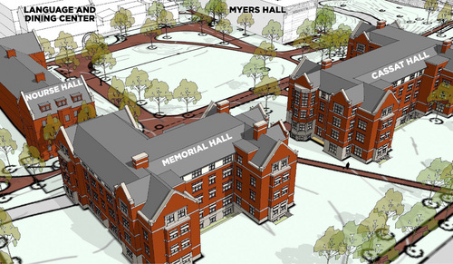 Welcome Home | Cassat and Memorial Hall Project | Carleton College