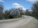 Iron Bridge along Canada Avenue in the Town of Waterford.