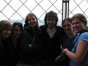 On the Tour Eiffel