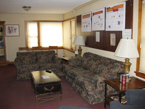 Stimson House Living Room Lounge Campus Photos