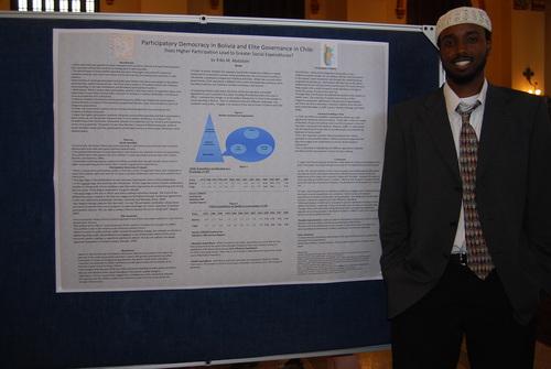 Erko Abdullahi '09 comps poster | Political Science ...