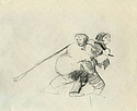 <em>Untitled (Study after Goya)</em>