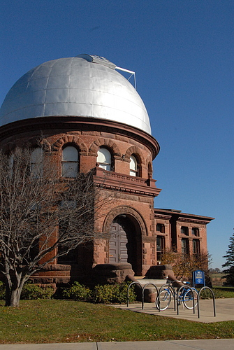 Goodsell Observatory Open House | Physics And Astronomy | Carleton College