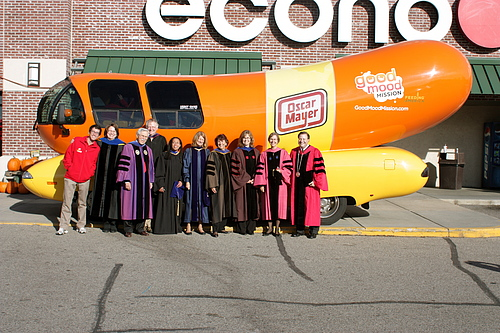 Novelty Vehicles 27853 together with  also  on oscar mayer wienermobile schedule 2010