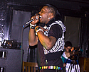 Big Freedia performed at The Cave.