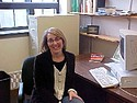 Amy Gohdes-Luhman, a Visiting Assistant Professor of Religion at St. Olaf College