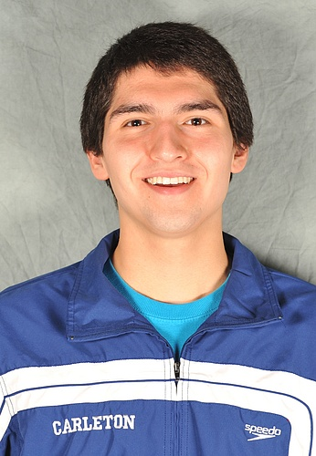 Brenner Wins Twice At Ust Invite And Swimmers Improve At Falcon Invite Varsity Athletics