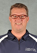 Craig Johnson, Swimming and Diving headshot