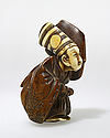 Unknown, <em>Netsuke (Sambaso Dancer)</em>