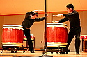 "The Ba Da Chui, whose name means ""eight great hammers,"" are a percussion quartet of state professionals who also hail from China."