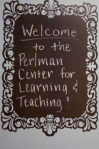 Perlman Center for Learning & Teaching
