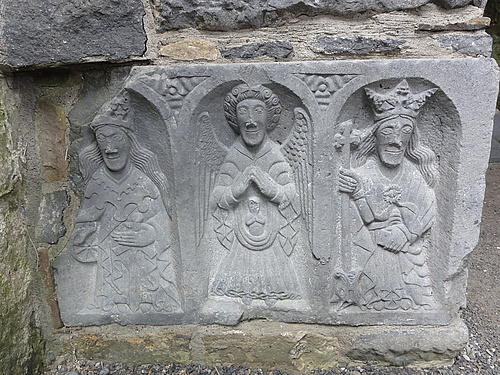 Stone carvings irish studies in ireland carleton college