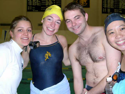 Record turnout results in victory for alumni varsity - Dive recorder results ...