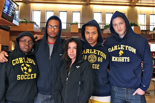Carls mobilize in wake of Trayvon Martin shooting