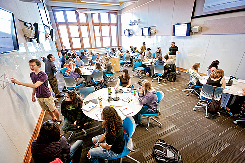 Full Circle Classroom Design Definition ~ Interactive classroom weitz center for creativity
