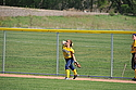Dana Mackey, Softball Action, Carleton College