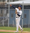 Kiyota Gomi, Baseball Action, Carleton College