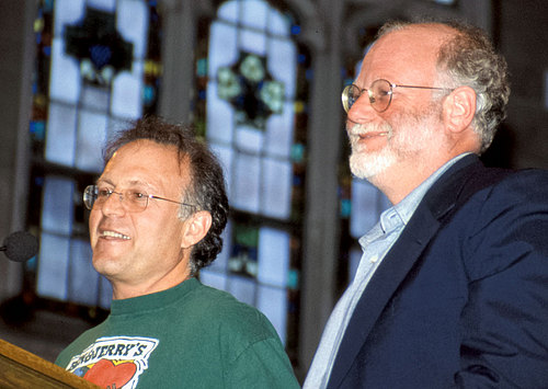 Ben Cohen & Jerry Greenfield