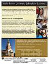 Wake Forest Info Session Poster