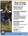 Peace Corps Poster Winter 2013