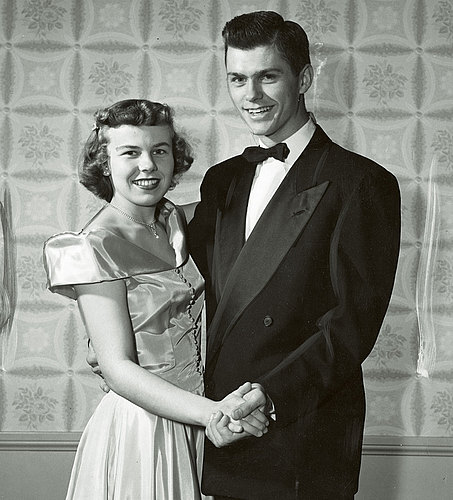 Patricia Hinshaw Oien '51 and Carroll Oien '50