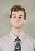 Evan McNeil, Men's Track and Field headshot