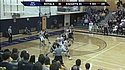 A placard image for media work Men's Basketball: Tom Sawatzke GW vs. Bethel - MIAC Playoffs, Feb. 20, 2013