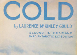 Cold, by Laurence McKinley Gould
